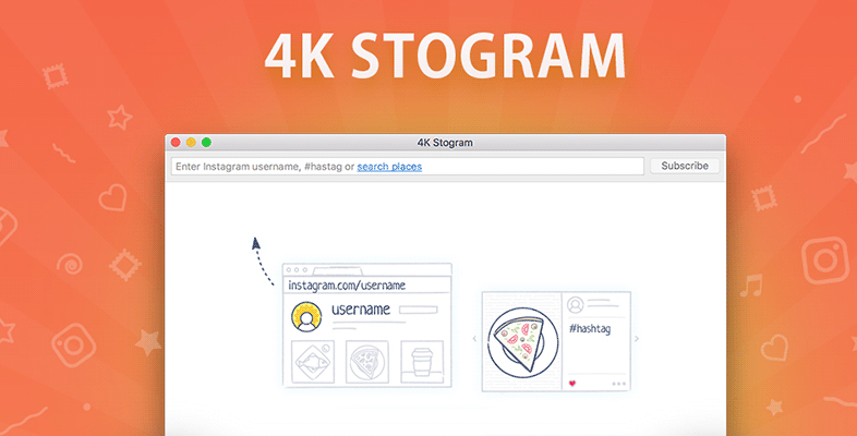 4K Stogram Pro 3.0.2 Crack + MacOS Free Download