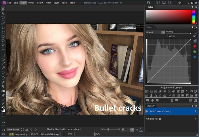 ACDSee Photo Editor 11.1 Build 105 Crack + License Key