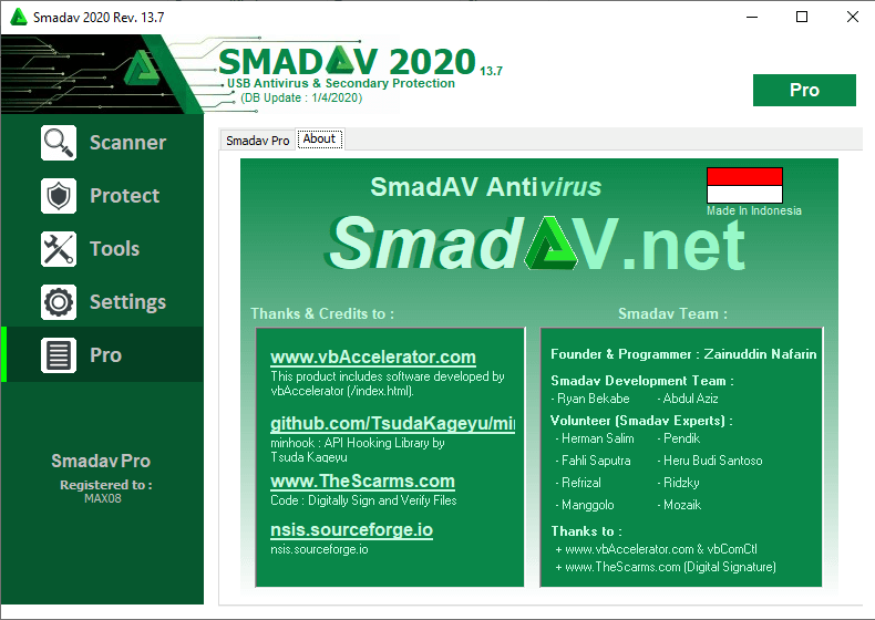 Smadav Pro 2020 Rev. 13.8.0 Crack + Serial Key Free Here!