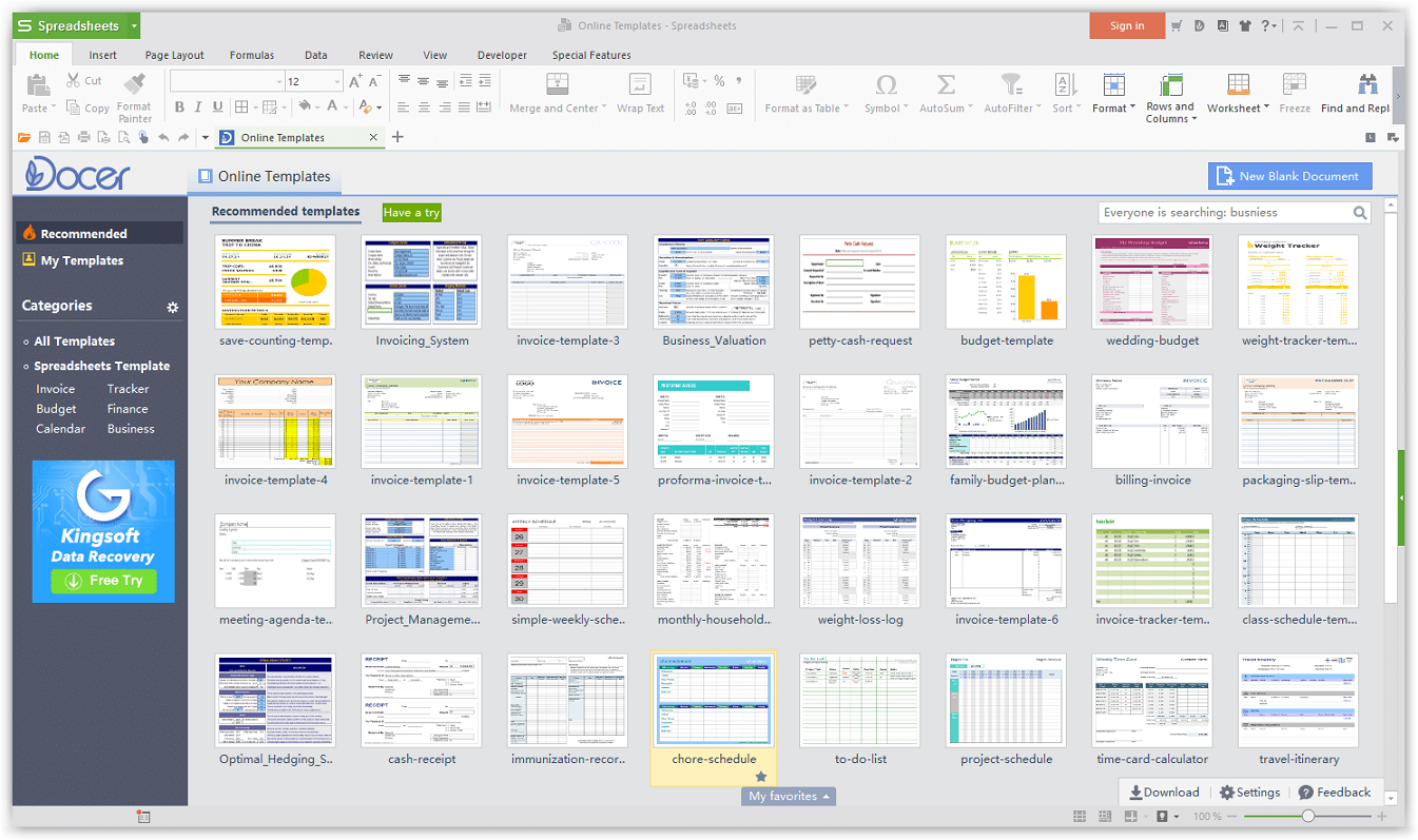 WPS Office 2019 11.2.0.9363 With Crack (Latest)