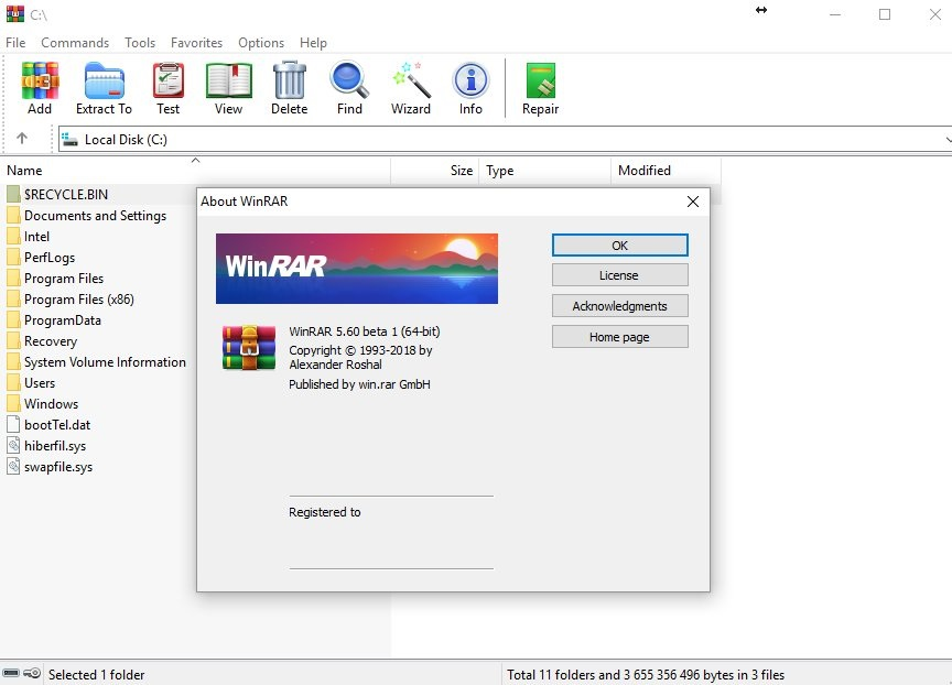 WinRAR 5.90 Final Crack Free Download [Latest 2020]