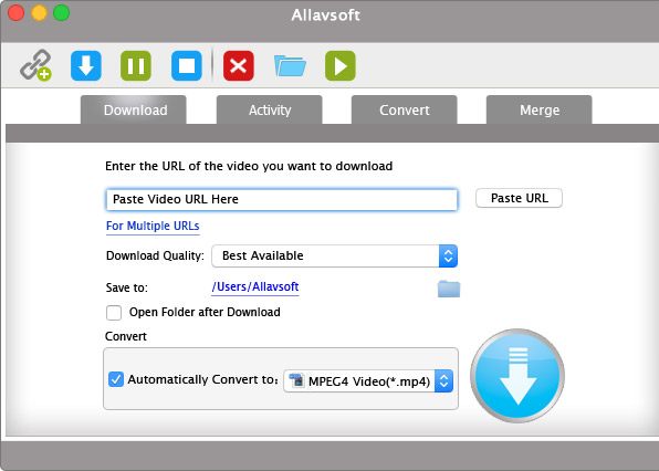 Allavsoft Video Downloader Converter Crack Free Download