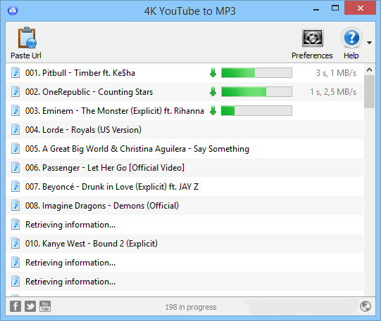 4K YouTube to MP3 Serial Key 2020