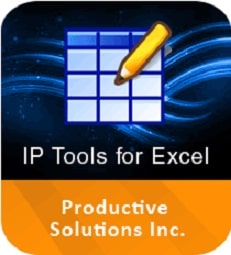 ip tools for excel Crack Free Download