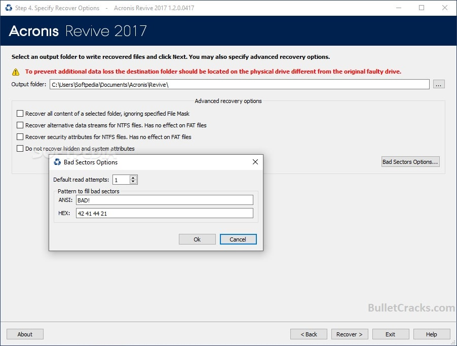 Acronis Revive Crack Free Download
